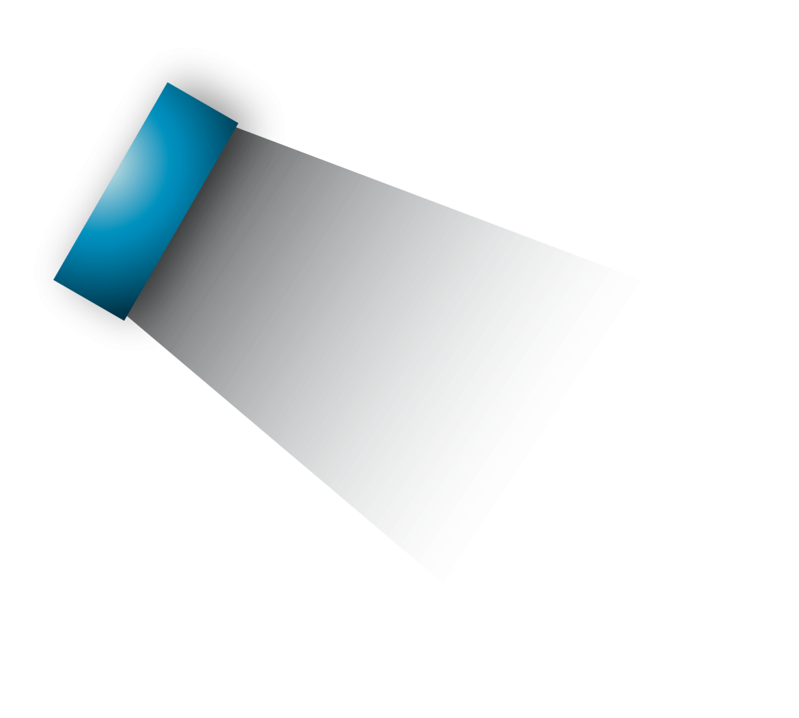 illustration of a road block