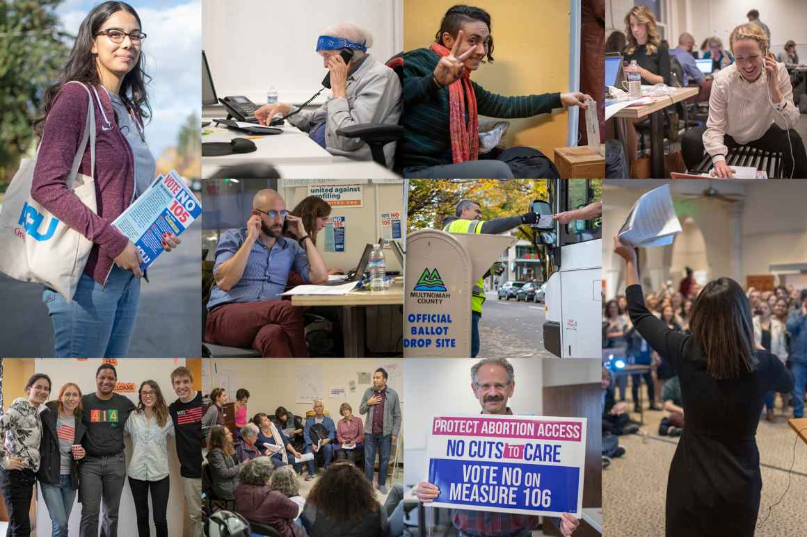 ACLU of Oregon November 2018