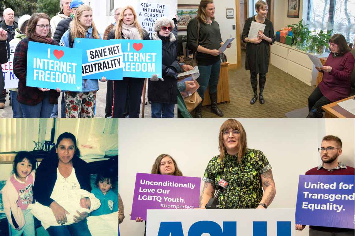 ACLU of Oregon February 2018