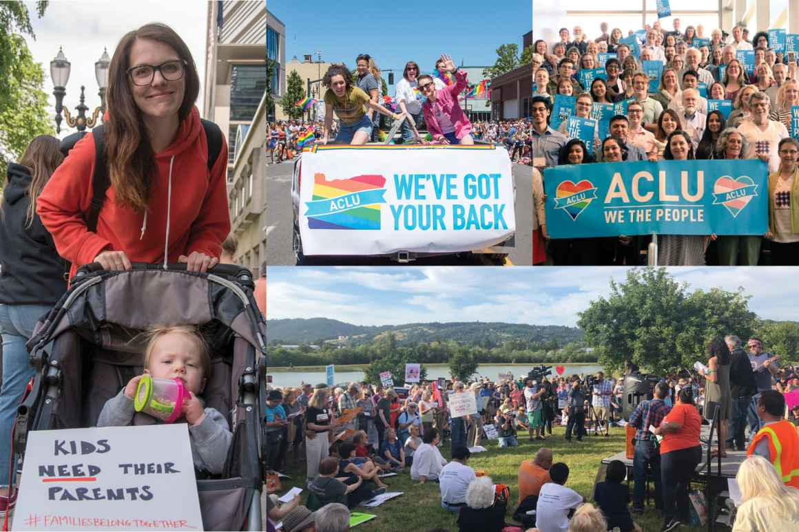 ACLU of Oregon June 2018