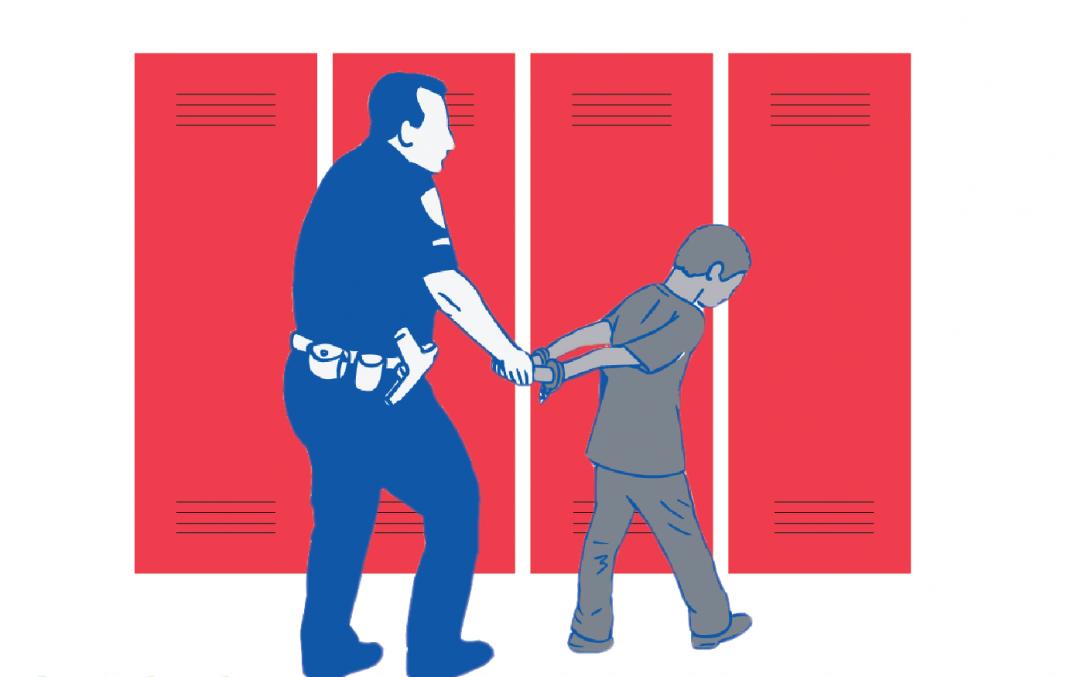 Portland public schools, police