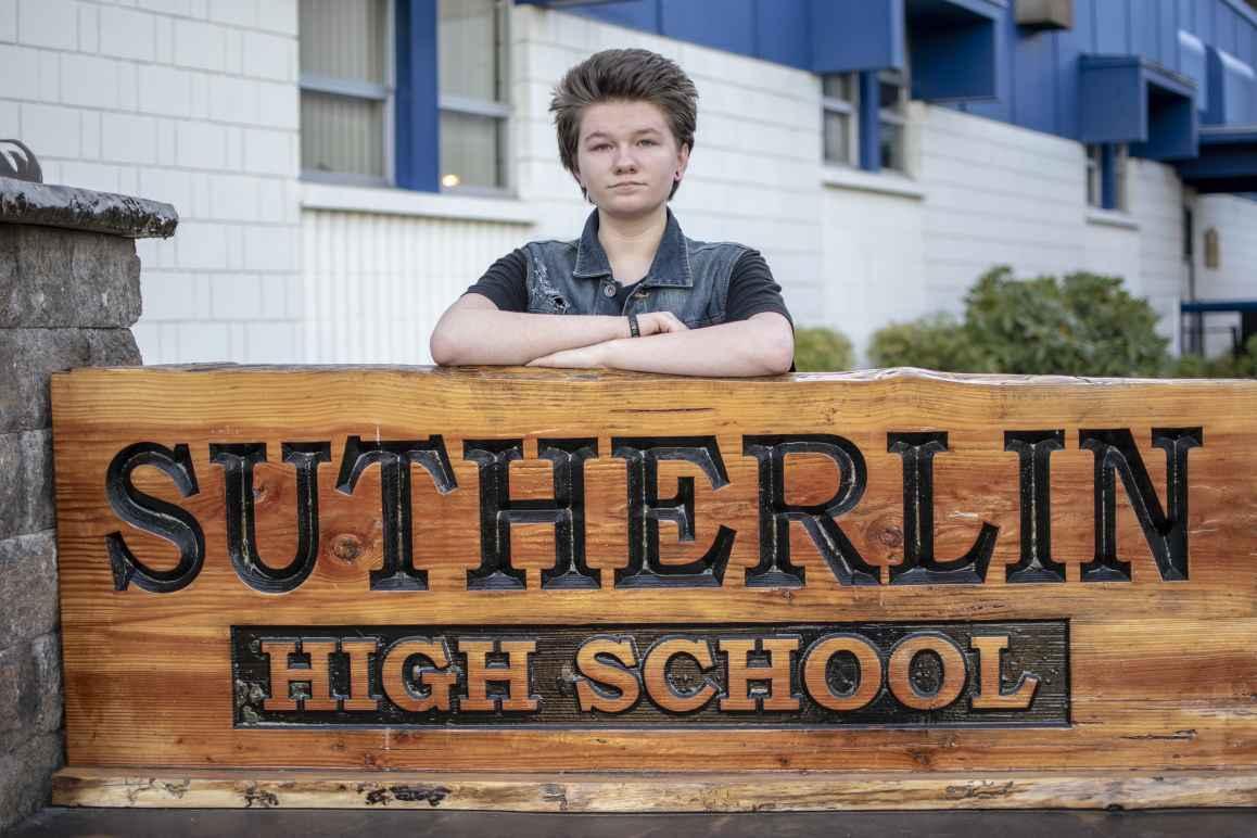 Tyler, Sutherlin High School