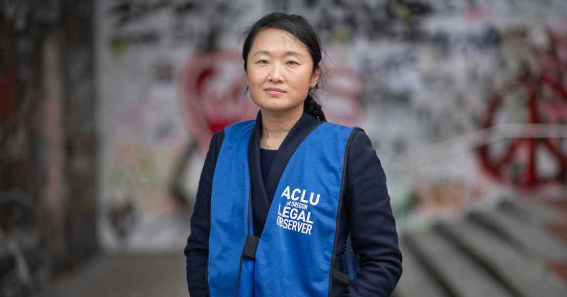 ACLU of Oregon Executive Director Sandy Chung