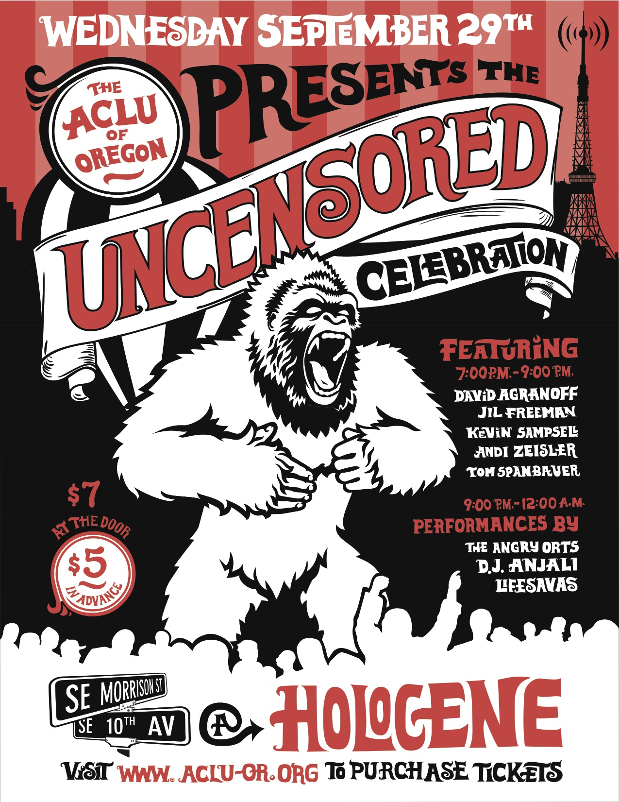 Uncensored Celebration 2010